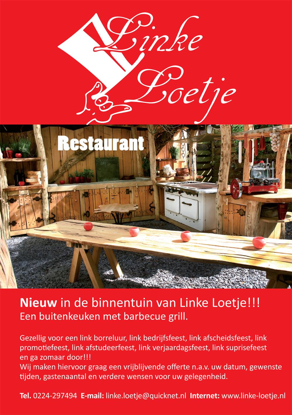 Welkom Bij Linke Loetje Linke Loetje Restaurant